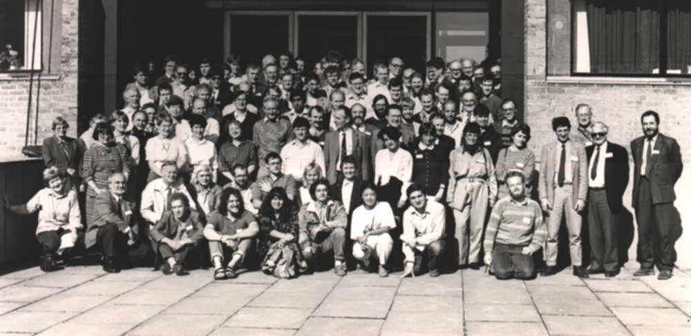 SVPCA Group Group Photo - 1989