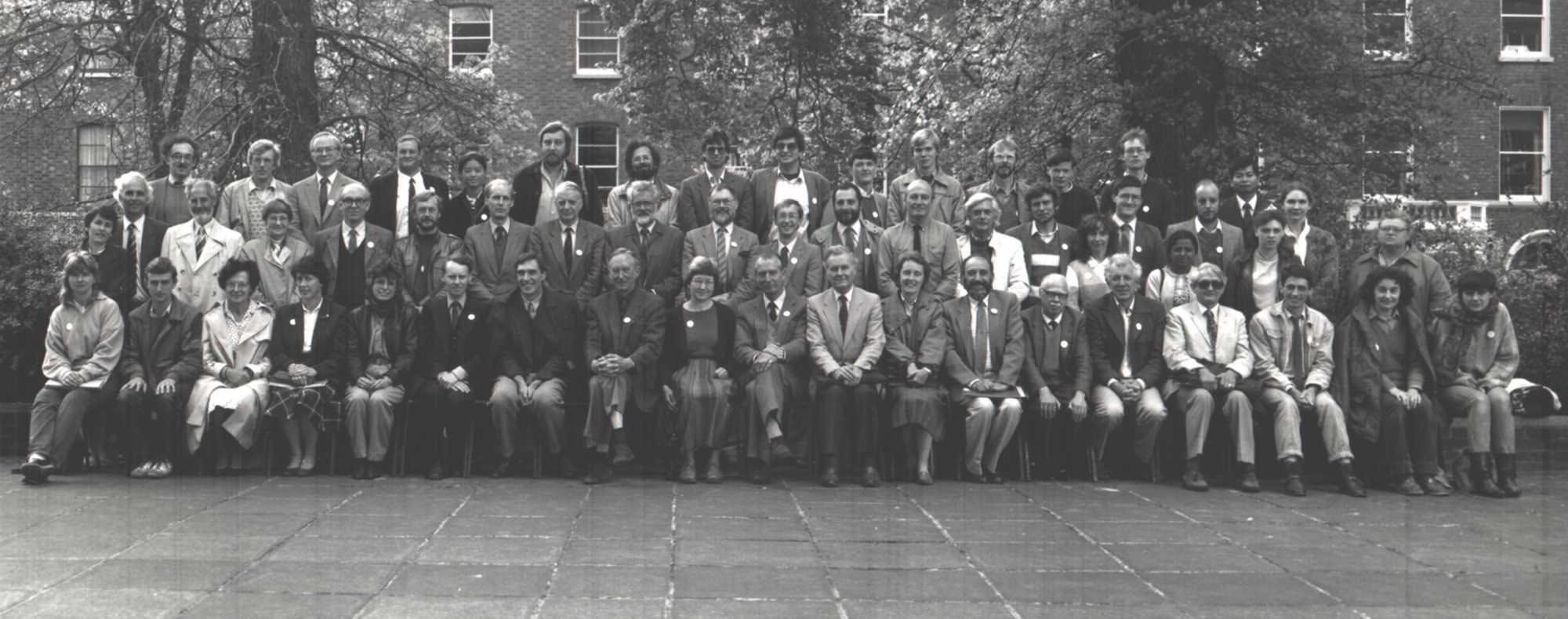 SVPCA Group Group Photo - 1986