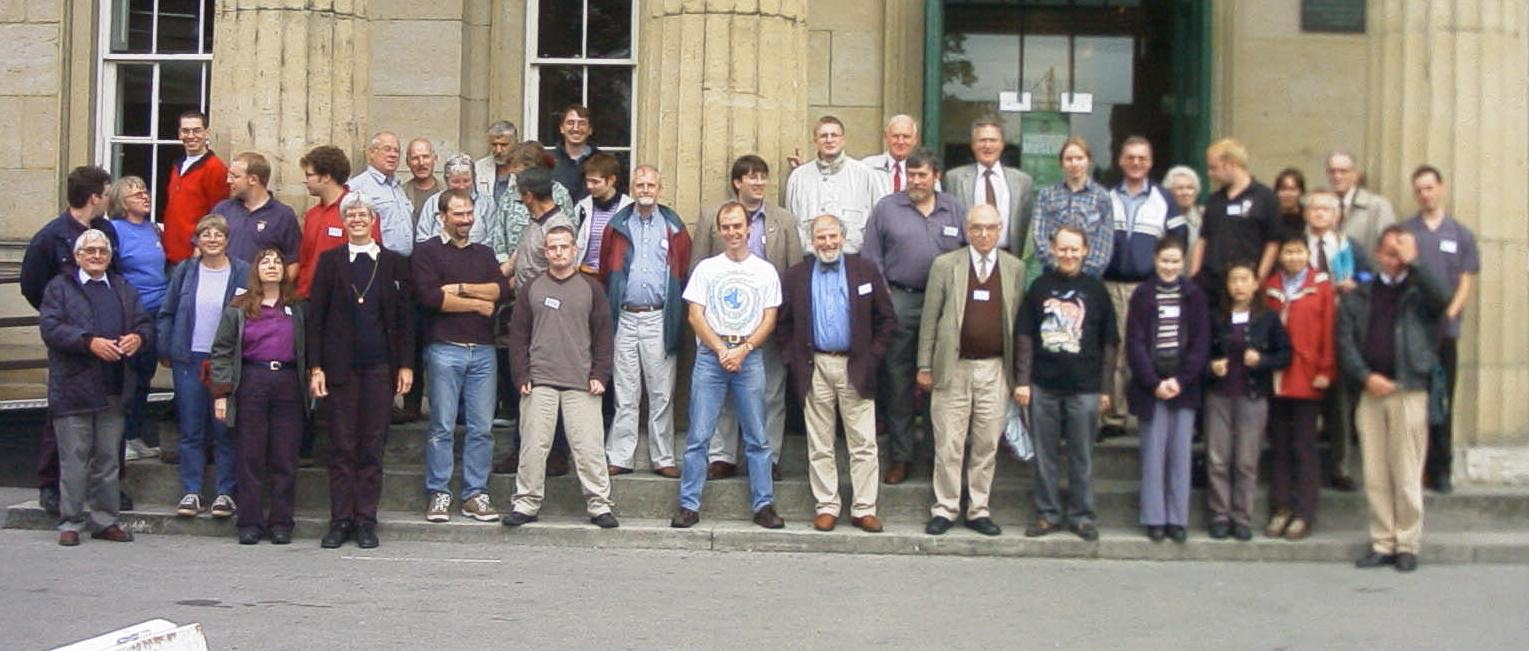 SVPCA Group Group Photo - 2001