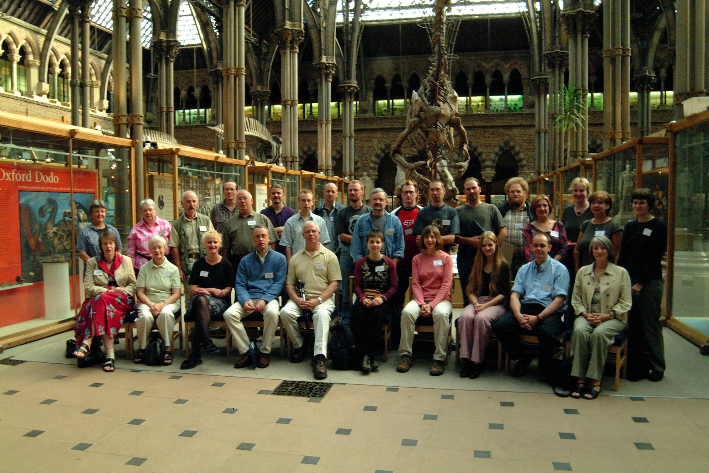 SPPC Group Group Photo - 2003