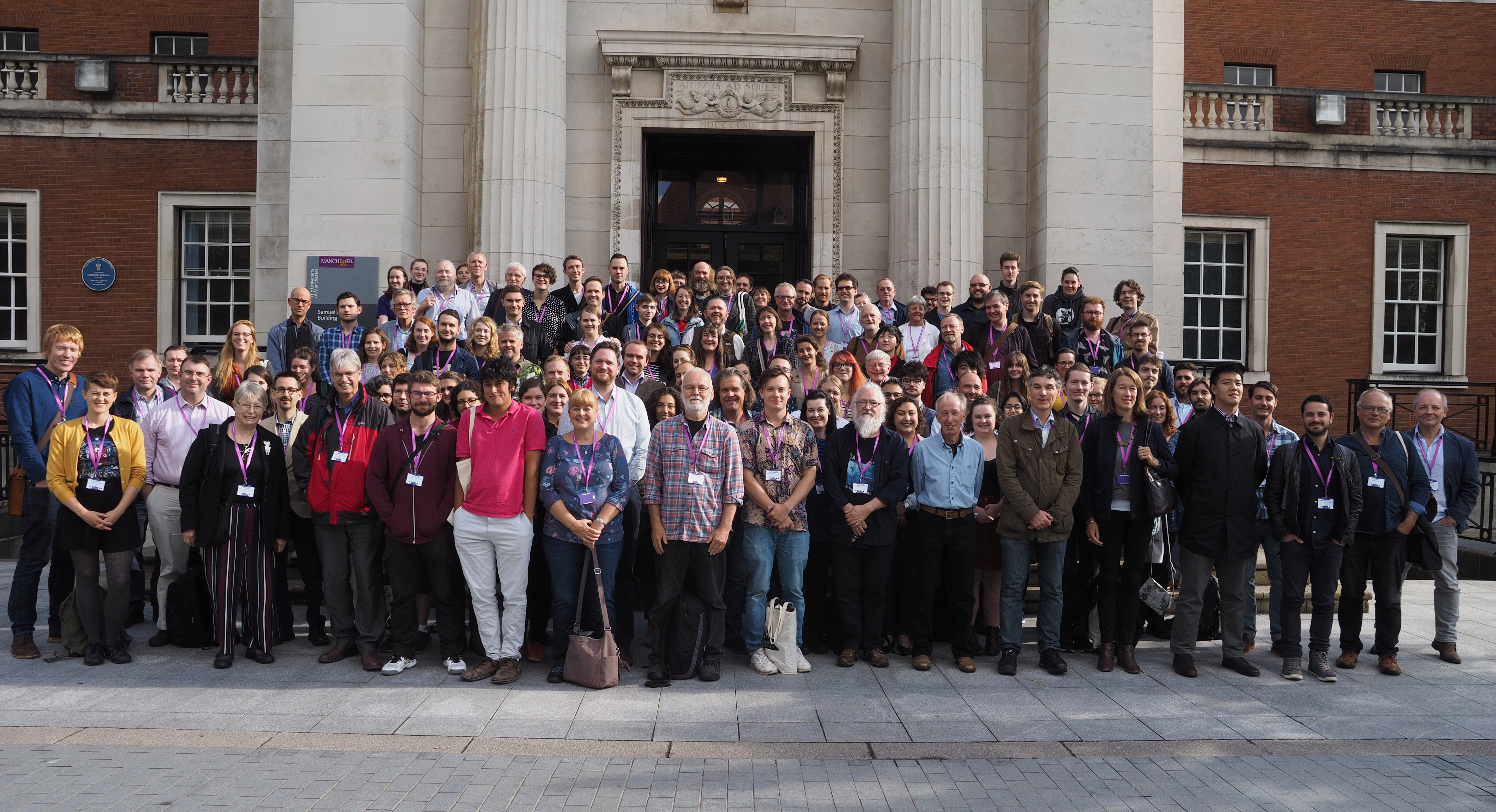 SVPCA Group Photo - 2018